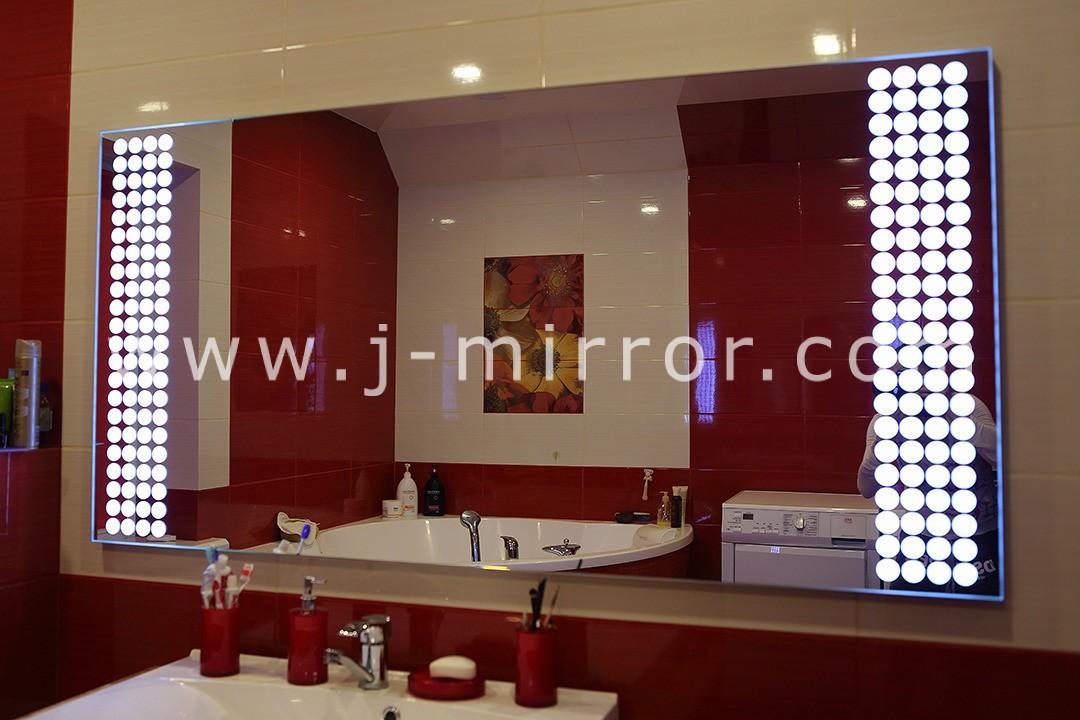 Spiegel Met Vergrootglas : Spiegel rechthoekig met vergrootglas sanicomfort all b v