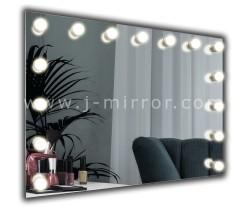 Visagie, Theater, Make-up -spiegels